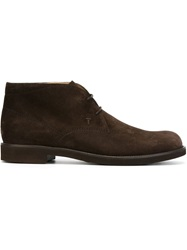 Tod's Desert Boots Brown