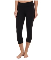 Beyond Yoga Capri Legging Black Women's Capri