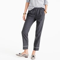 J.Crew Tall Party Pj Pant