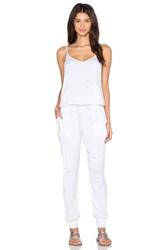 Feel The Piece Florence Jumpsuit White