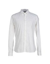 Guess By Marciano Shirts Shirts Men Ivory