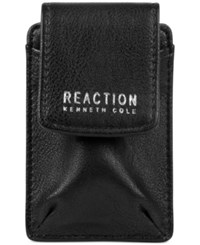 Kenneth Cole Reaction Sticky Situation Rfid Card Holder Black