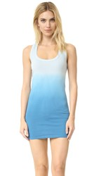 Young Fabulous And Broke Dax Dress Pacific Blue