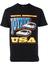 Joyrich Virtual Expedition T Shirt Black