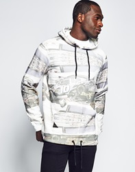 10.Deep Pile Up Open Bottom Hoodie
