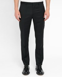 Hugo Hugo Boss Black Wool Dress Trousers