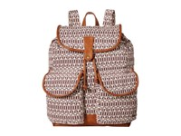 Billabong Midnight Moonz Backpack Mystic Maroon Backpack Bags Brown