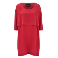 Designers Remix Women's Mila Square Dress Tomato