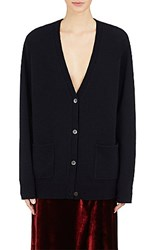 Dries Van Noten Women's Maja Cardigan Navy