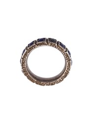 Nak Armstrong Geometric Ring Blue