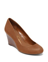 Jessica Simpson Sampson Wedges Almond