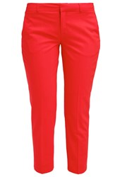 Banana Republic Avery Trousers Red