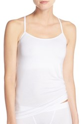 Yummie Tummie Women's By Heather Thomson 'Cassidy' Convertible Camisole White