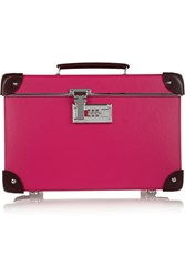 Globe Trotter Candy 13' Leather Trimmed Vanity Case