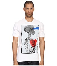 Dsquared Tight Hetero Soft And Shinty T Shirt White
