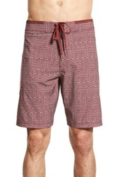 Men's Prana 'Catalyst' Board Shorts Raisin
