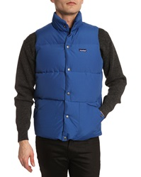 Penfield Outback Blue Sleeveless Down Jacket