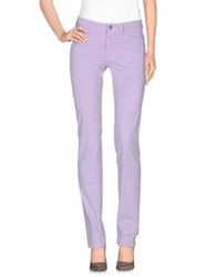 9.2 By Carlo Chionna Casual Pants Lilac