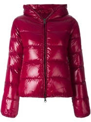 Duvetica 'Nofur' Jacket Red