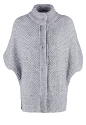 Comma Cardigan Grey Melange