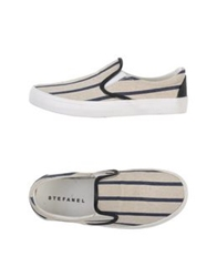 Stefanel Low Tops And Trainers Ivory