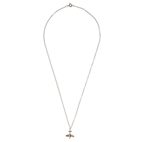 Cabinet 18Ct Rose Gold Plated Mini Spitfire Necklace