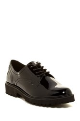 Dune Filipo Platform Oxford Black