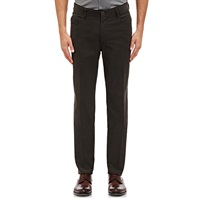 Luciano Barbera Corduroy Trousers Gray