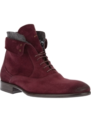 Paul And Joe Socrate Boot Red
