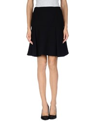 Edward Achour Skirts Knee Length Skirts Women Black