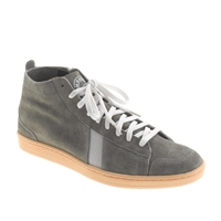 J.Crew Sawatm Tsague Sneakers Grey White