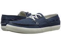 Tretorn Otto Fleck Mojolica Blue Men's Lace Up Casual Shoes