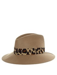 Max Mara Caldaia Hat Brown