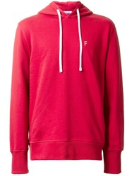 Futur 'New' Hoodie Red