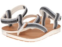 Teva Original Sandal Ombre White Women's Sandals