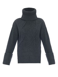 Undercover Roll Neck Wool Sweater