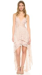 The Jetset Diaries Resort Maxi Dress Nude