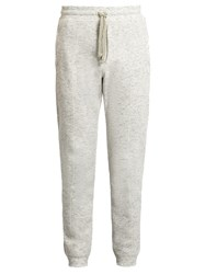Adidas Originals By Wings Horns Slim Leg Bonded Cotton Jersey Track Pants White Multi