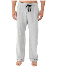 Tommy Hilfiger Knit Sleep Pants Grey Heather Men's Pajama Gray