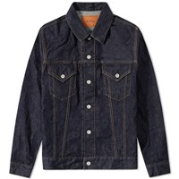 Spellbound Classic Denim Jacket Blue