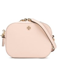 Tory Burch 'Robinson' Crossbody Bag Pink Purple
