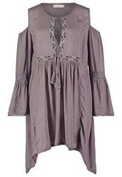 Cream Carry Tunic Tornado Grey Anthracite