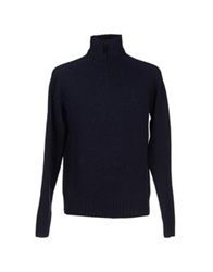Timberland Turtlenecks Dark Blue