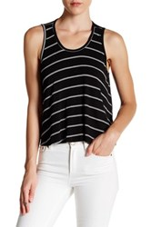 Lush Easy Knit Trapeze Tank Multi
