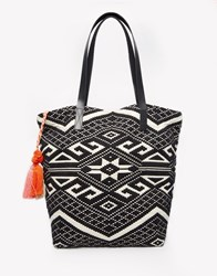 Seafolly Sun Valley Beach Bag Multi