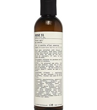 Le Labo Rose 31 Shower Gel Black