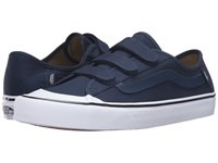 Vans Black Ball Priz Dress Blues White Men's Shoes Navy