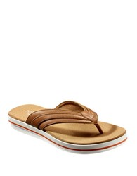 Tommy Bahama Relaxology Jacobst Thong Sandals Toast