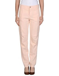 Osso Goccia Casual Pants Light Pink