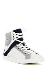 Kenneth Cole Reaction Think I Can Hi Top Sneaker Multi